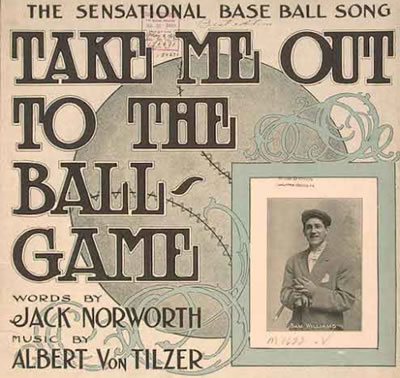 Take Me Out To The Ball Game Baseball Song - 7th Inning Stretch Song History - Yankees Open 2018 Baseball Season | baseball song 7th inning stretch song history take me out to the ball game bronx yankees baseball season 2018 begins