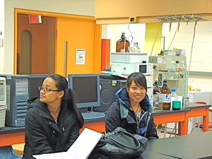 science labs at york college