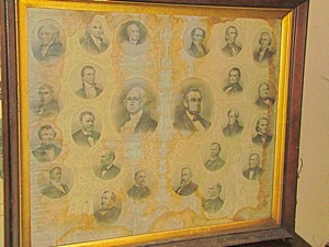 pictures of presidents grover cleveland