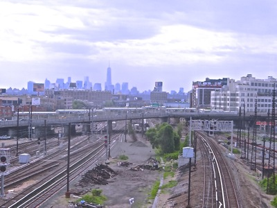 sunnyside rail yards