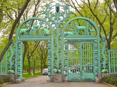 History of the Bronx Zoo in New York City - bronx buzz