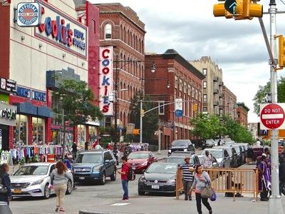 bronx shopping districts melrose neighborhood bronx times square shopping district photo nyc