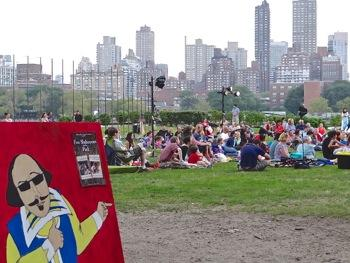 bronx things to do free summer theater bronx nyc