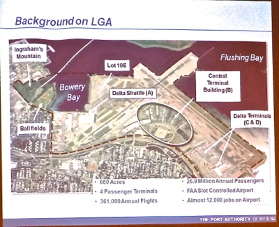 laguardia airport $4 billion investment to modernize